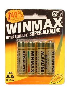 Winmax Aa Super Alkaline Batteries