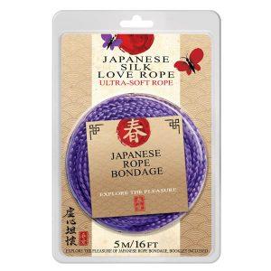 Japanese Silk Love Rope