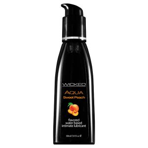 Wicked Aqua Sweet Peach