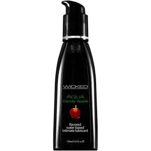 Wicked Aqua Candy Apple