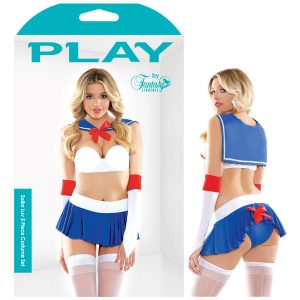 Play Sailor Luv 5 Piece Costume