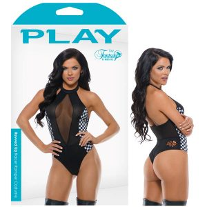 Play Revved Up Racer Romper Costume