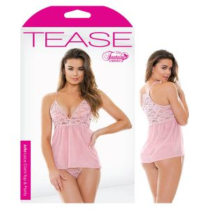 Tease Julia Lace Cami Top & Panty