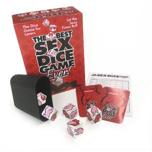 The Best Sex Dice Game Ever!