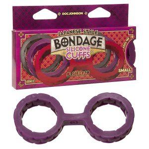 Japanese Bondage Silicone Cuffs