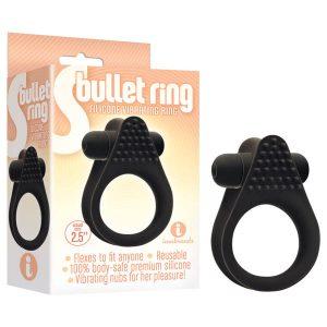 S- Bullet Ring