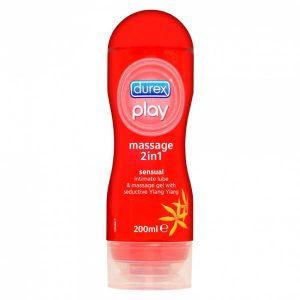 Durex Play Massage 2in1 - Sensual