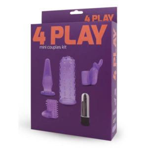 4 Play Mini Couples Kit