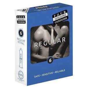 Four Seasons Regular Condoms