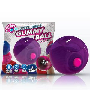 Rock Candy Gummy Ball