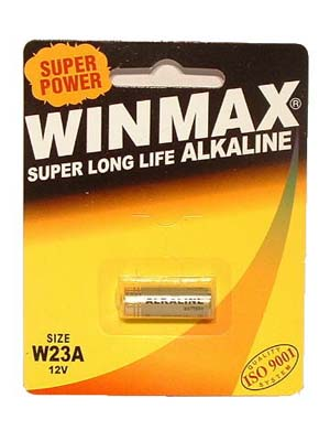 Winmax W23a Alkaline Battery
