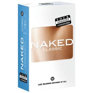 Naked Classic Condoms