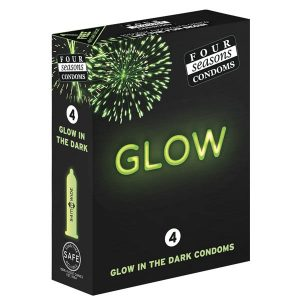 Glow N' Dark Condoms