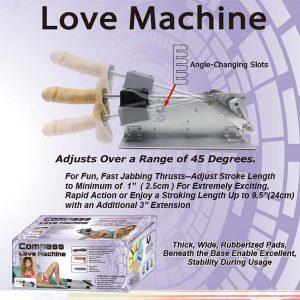 Compass Love Machine