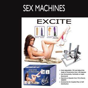 SEX-MACHINES