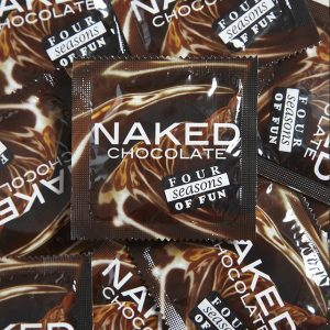 Four Seasons Naked Chocolate Condoms