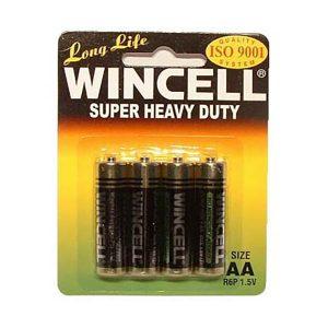 Wincell Aa Super Heavy Duty Batteries