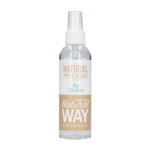 Natural Pleasure Toy Cleaner